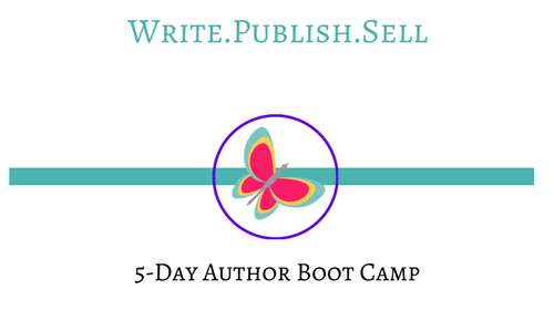 5 Day Author Boot Camp