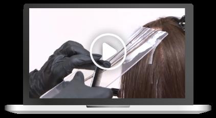 corso online di effetti luce hair academy