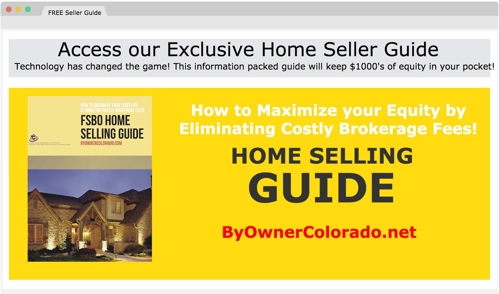 FSBO Home Seller Guide