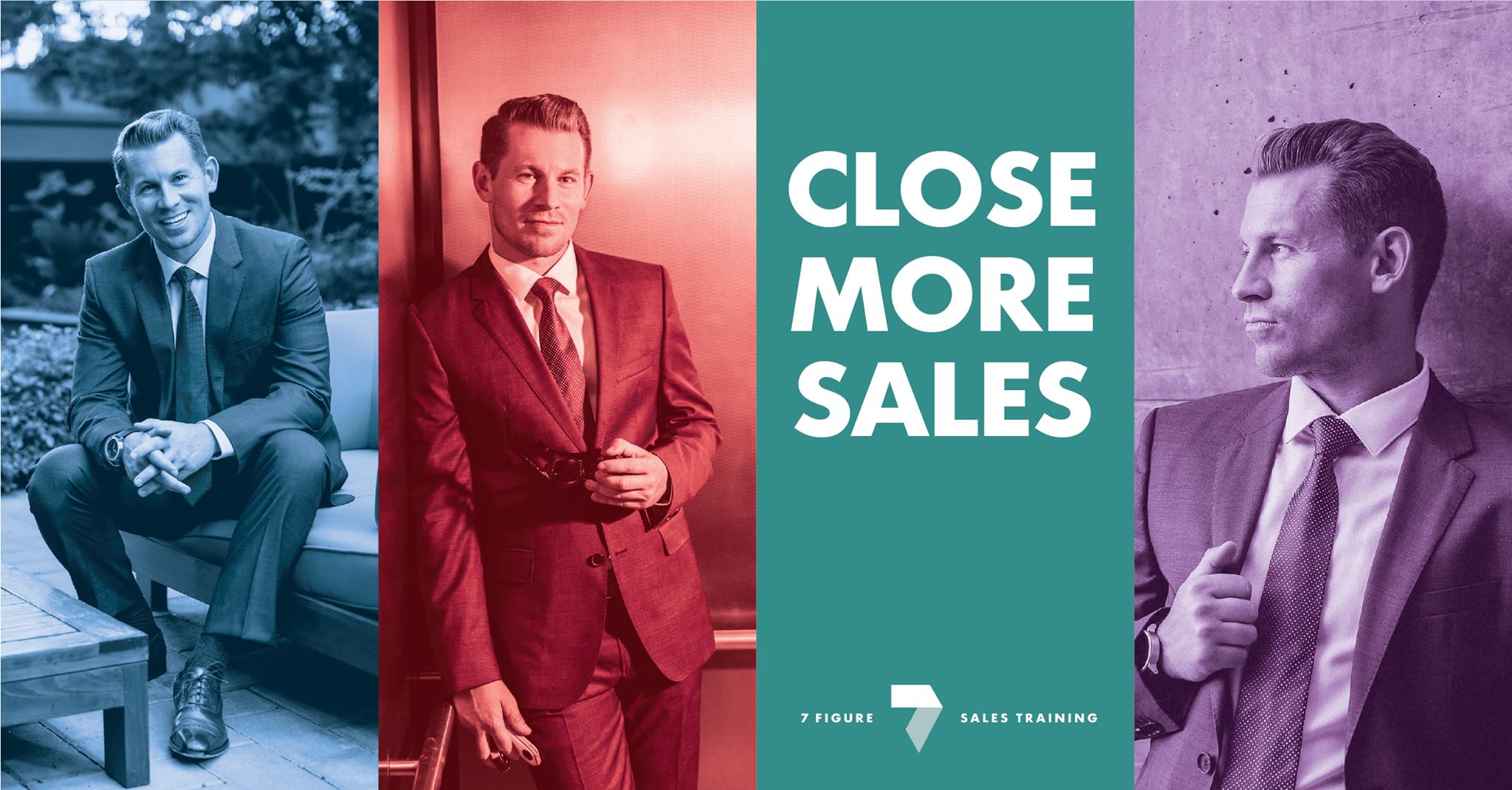The Story Behind 7 Figure Sales Training Launch