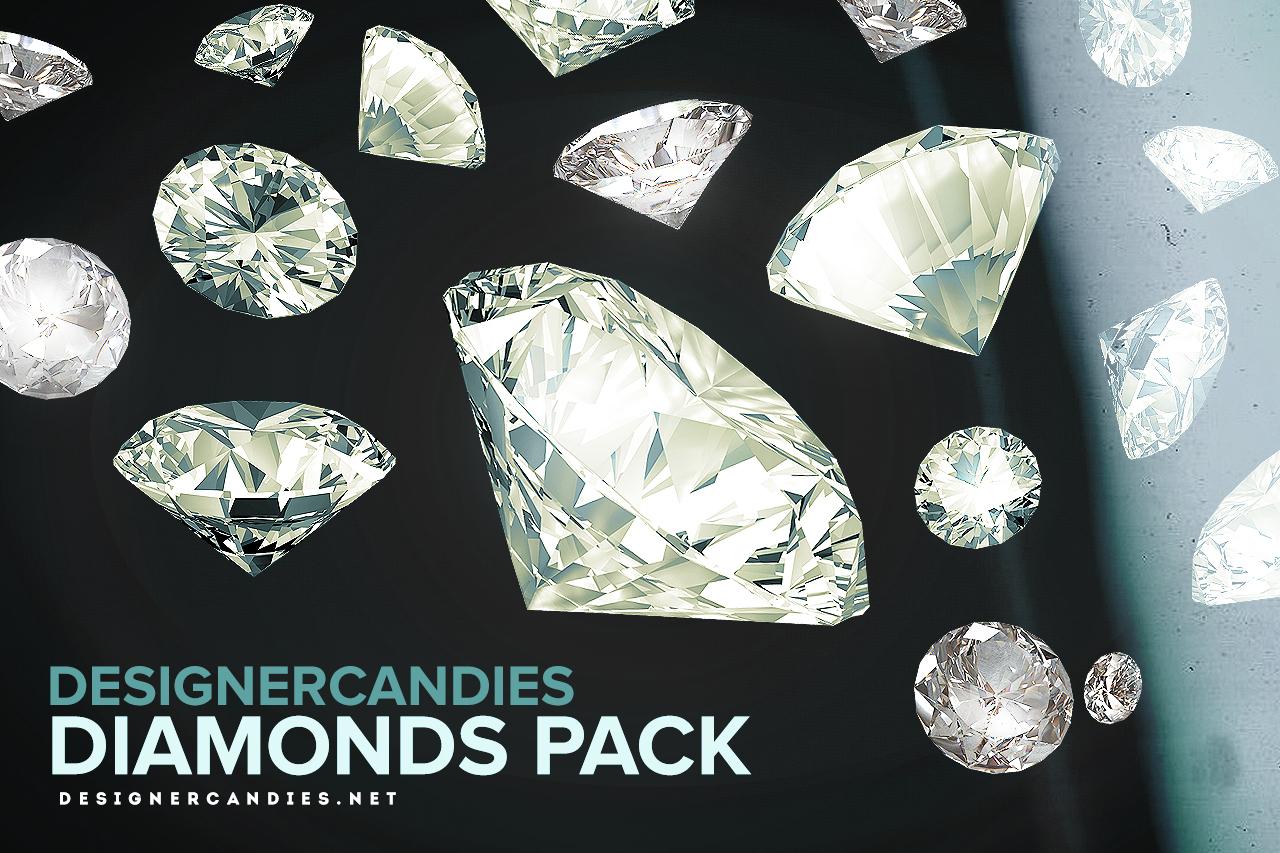 Diamond Renders Pack