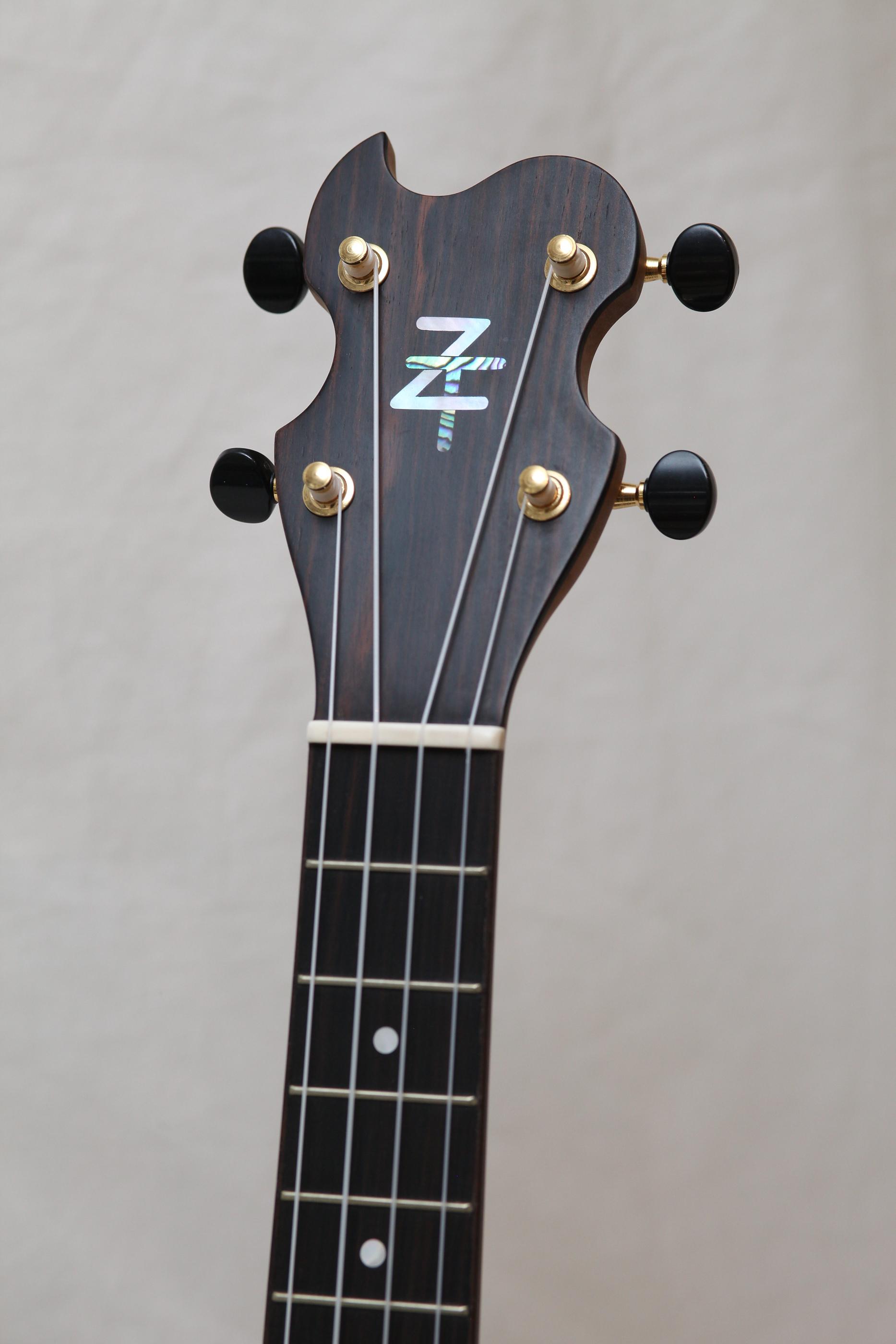 ZT Concert Ukulele in Acacia