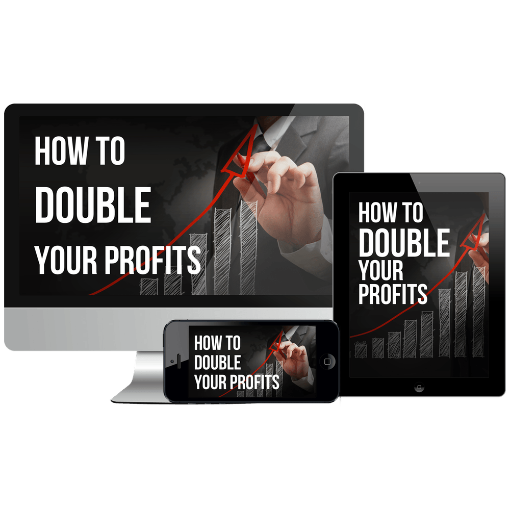 Free Webinar: how to double your profits