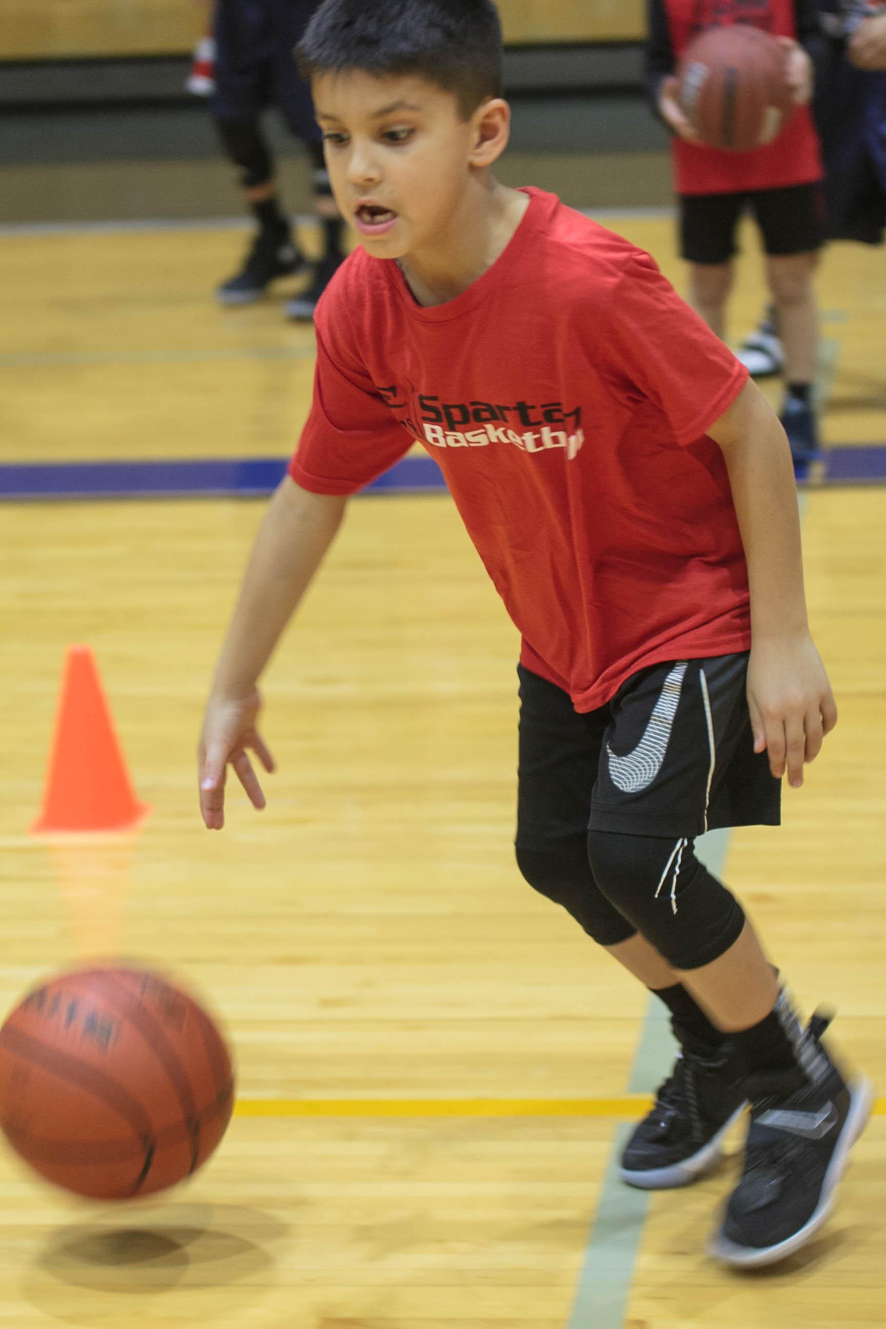 san antonio basketball training