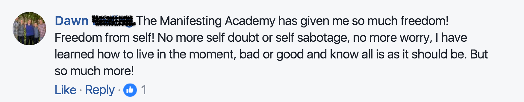 The Manifesting Academy