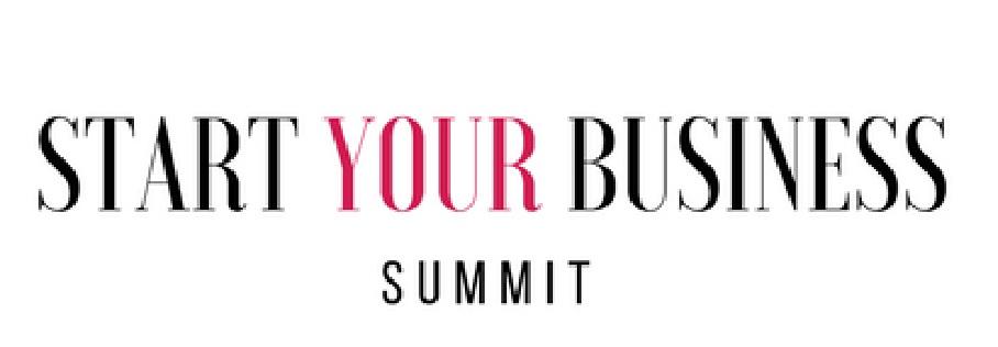 Start Your Business Summit logo