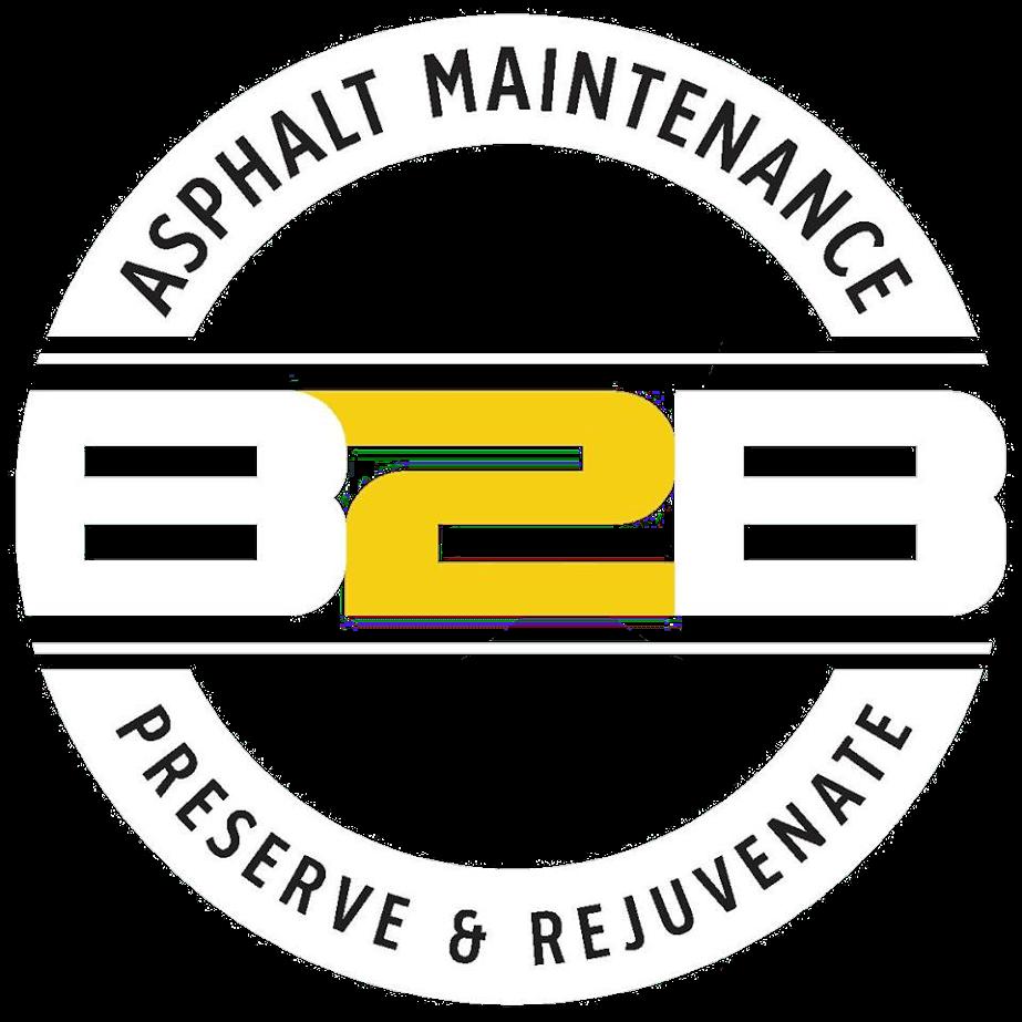 B2B asphalt Maintenance Boise Logo