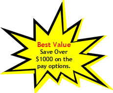 Best Value! Click Here to Begin...