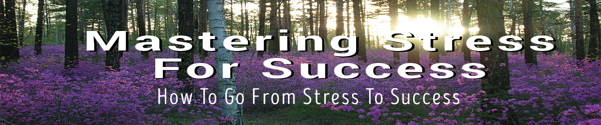 Mastering Stress For Success Course Signup
