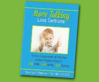 More Talking Less Tantrums eBook