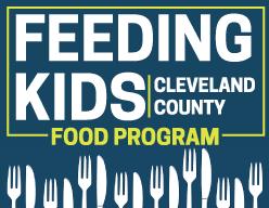 Feeding Kids Cleveland County website