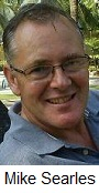 mike searles - copywriter