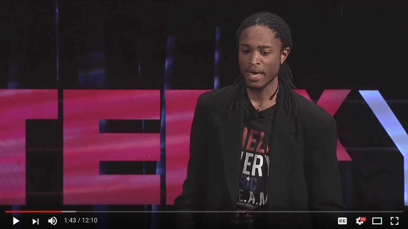 Watch my TED Talk with over 250,000 views!