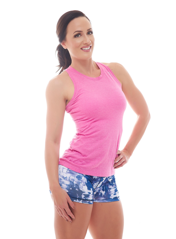 Leading women's fitness coach, Kellie Hart Davis