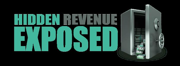 Hidden Revenue Exposed logo