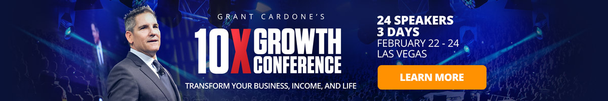 10X Growth Conference Learn More