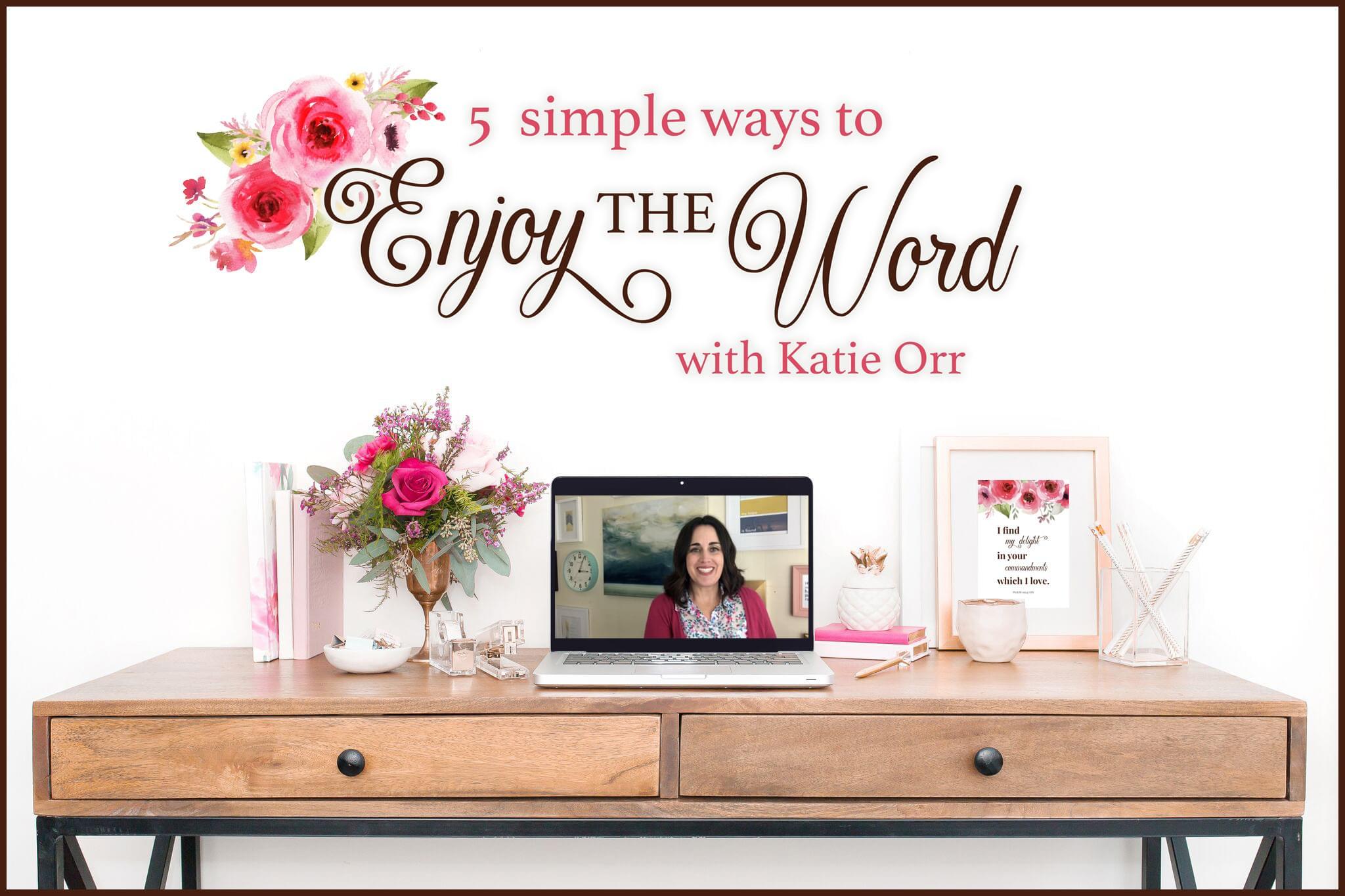 Enjoy the Word eKit
