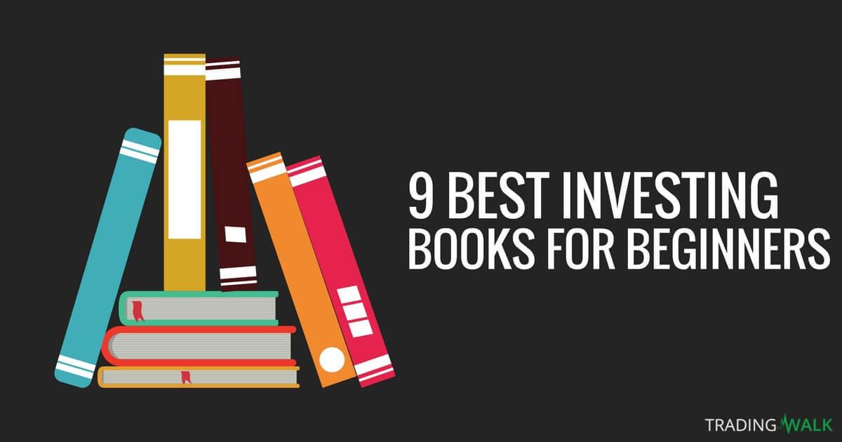 9 Best Investing Trading Books for Beginners