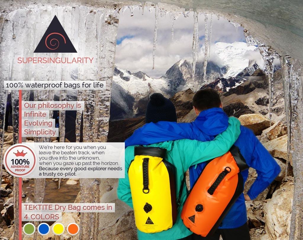 Supersingularity TEKTITE Dry Bags
