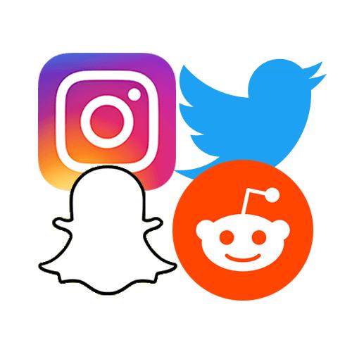 Paid Social Ad Management. Snapchat ads, Reddit ads, Twitter Ads, Instagram Ads, Native Ads