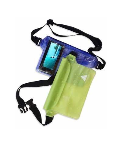 Waterproof Waist Pouch Belt Fanny Pack
