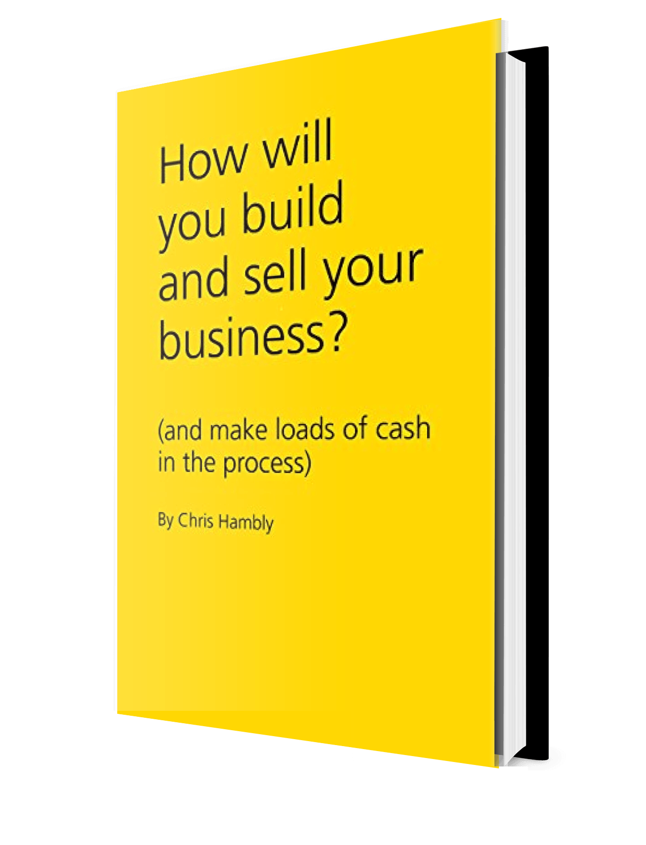 Build And Sell Your Business