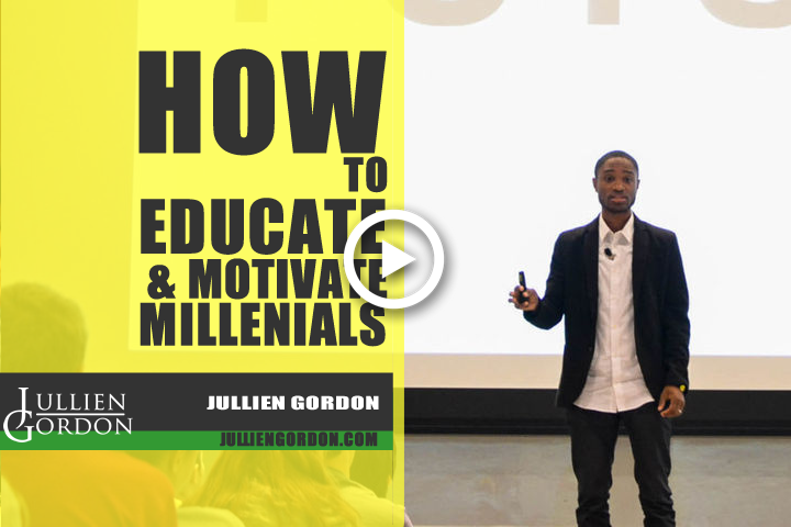 How To Motivate Millenials