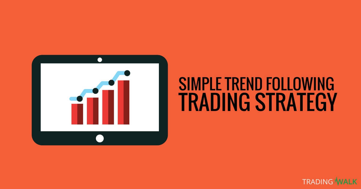 How To Trade This Trend Following Strategy