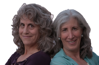 Carol and Denise