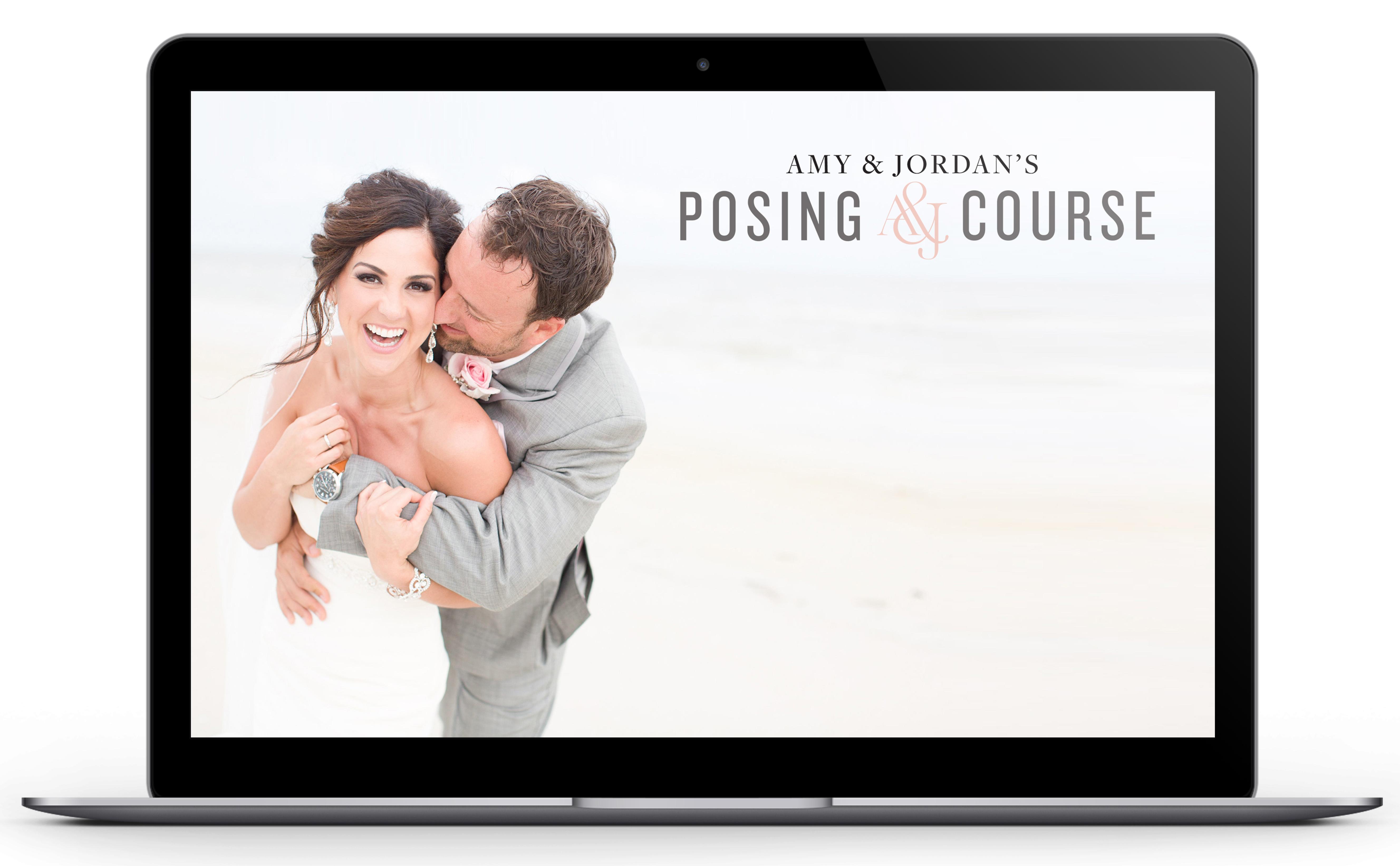 Amy & Jordan's Posing Course