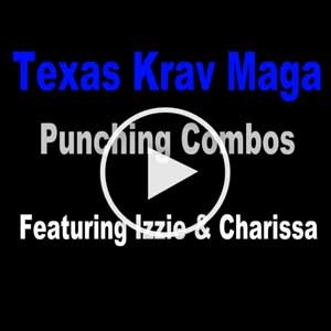 The Basic Punching Combos of Texas Krav Maga in Katy