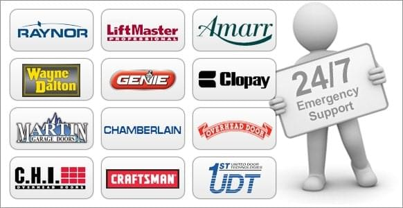 fast and affordable garage door repairs and services