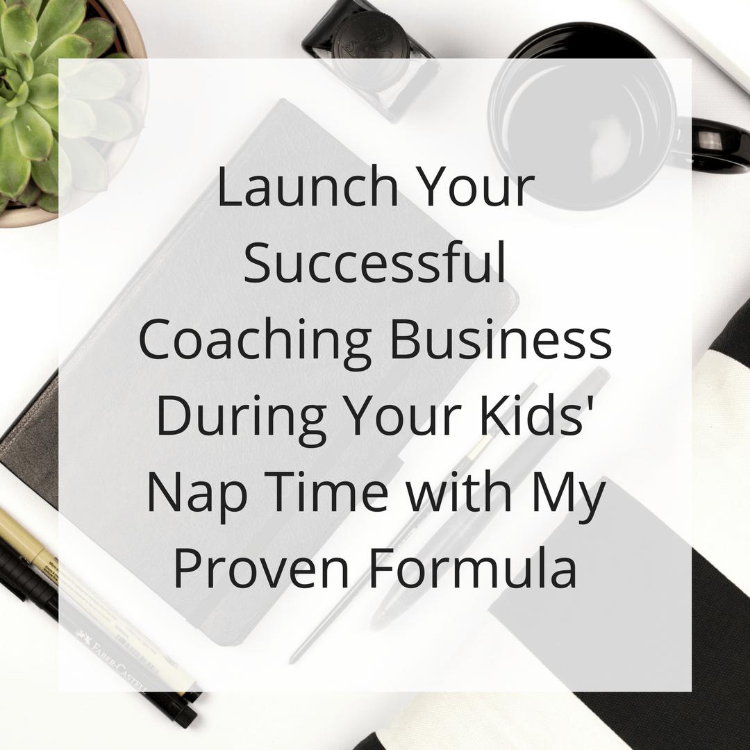 Launch Your Coaching Biz