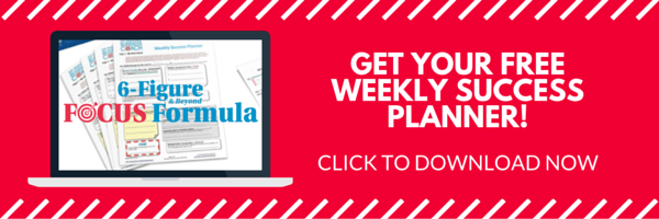 Download Your Weekly Success Planner Now