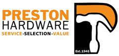 Preston Hardware - Sponsor