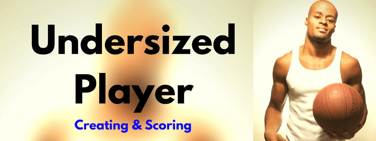 Undersized Player Scoring & Creating HoopHandbook