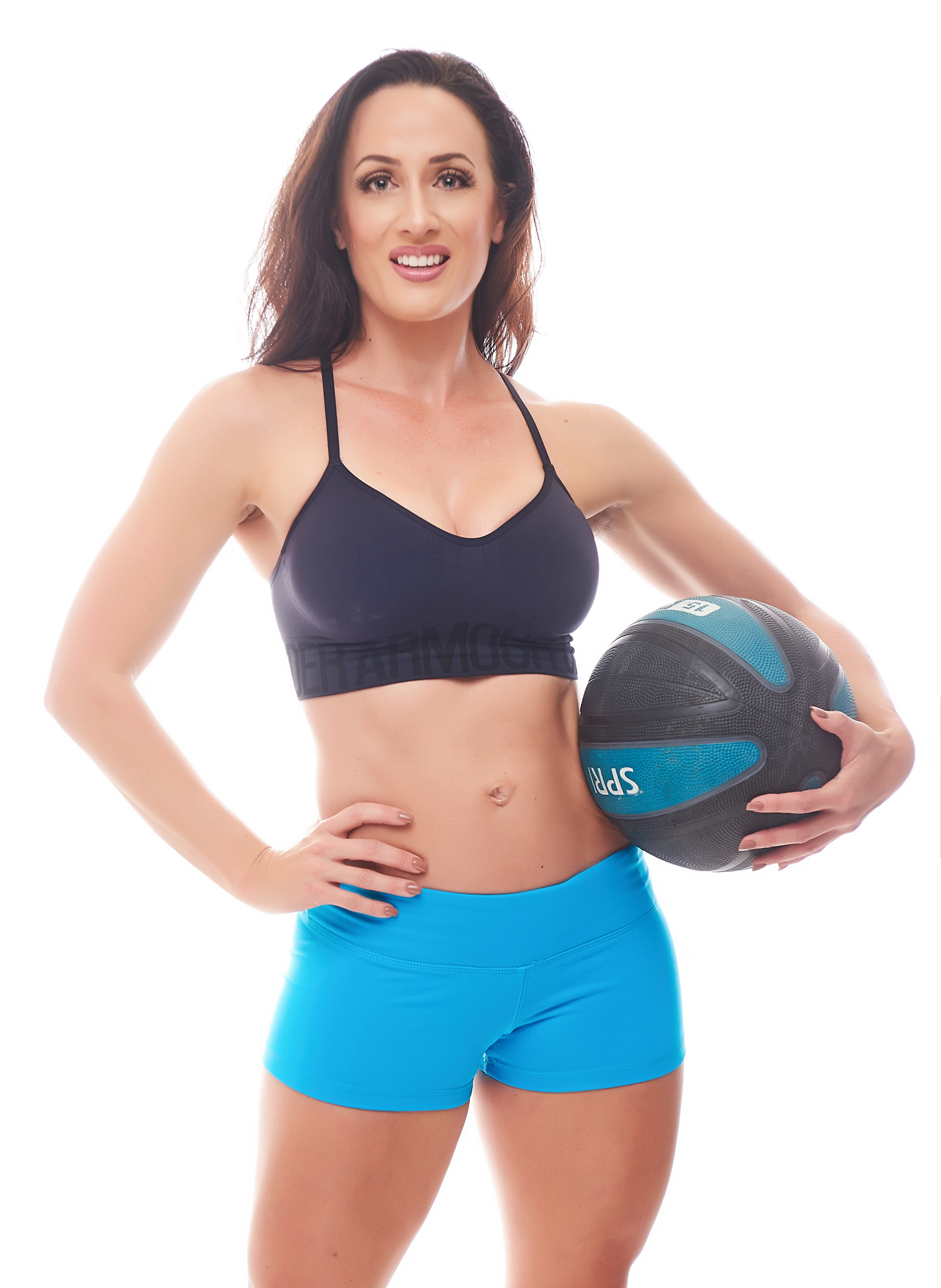 Kellie Hart Davis, founder of Fit Thrive workouts for women