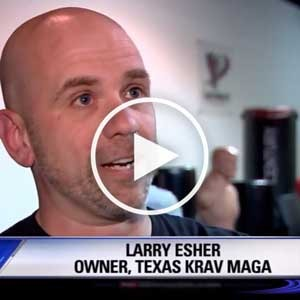 Texas Krav Maga Katy on Fox 26 News Houston for Active Shooter Seminar