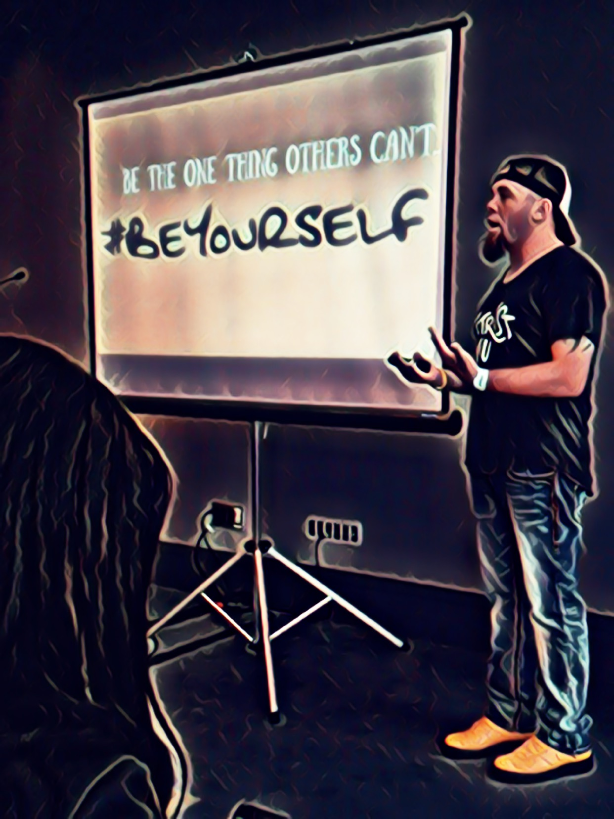 Brian Fanzo Keynote Speaker: Be Yourself Keynote