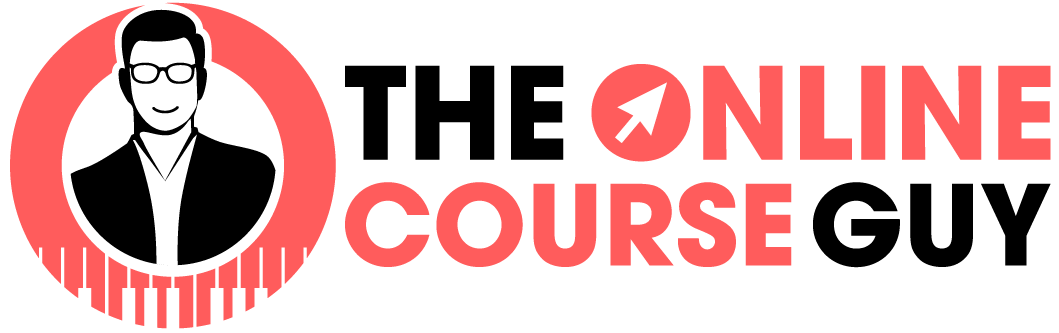 The Online Course Guy Logo