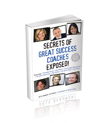 Secrets of Great Success Coached Exposed book cover