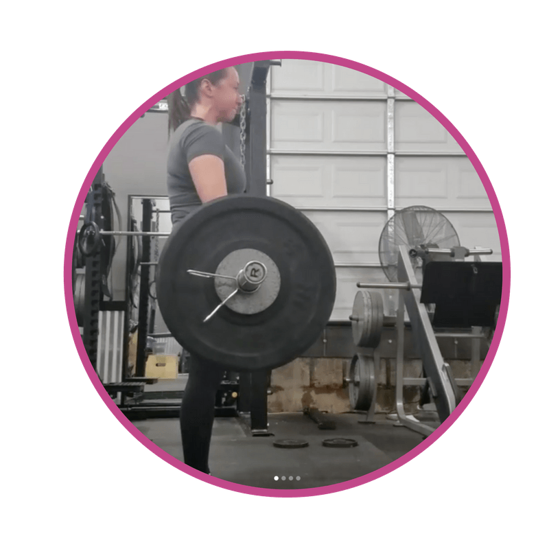 strong curves, strong core, strong deadlift