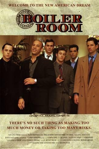 Boiler Room Trading Movie