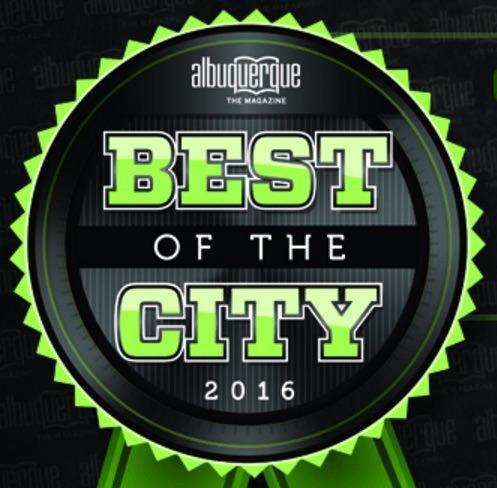 Best Landscaper Award Image - ExtraScapes LLC - Albuquerque The Magazine, Landscape Contractor Service