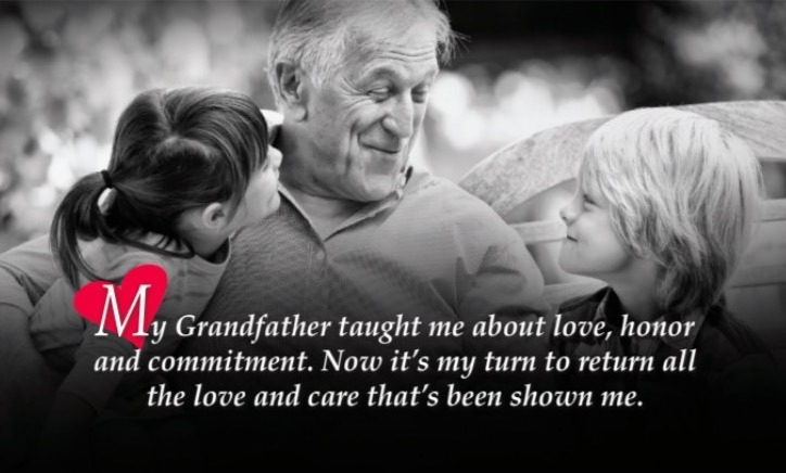 Children want the best healthcare for their Grandfather