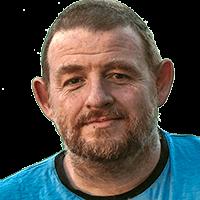 Instruktør på valpekurset Knut Pedersen