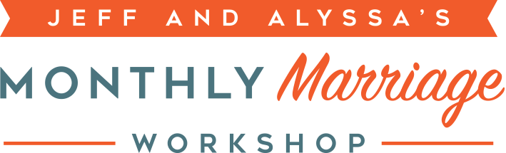 Marriage Monthly Workshop