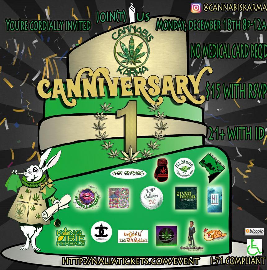 Cannabis Karma - Good Vibes
