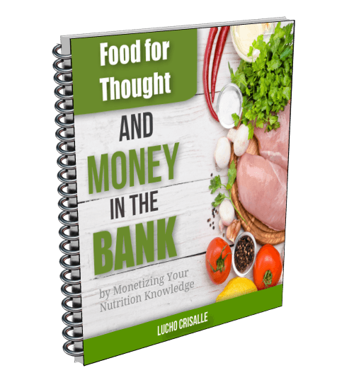 Food for Thought and Money In the Bank | Nutrition Certification