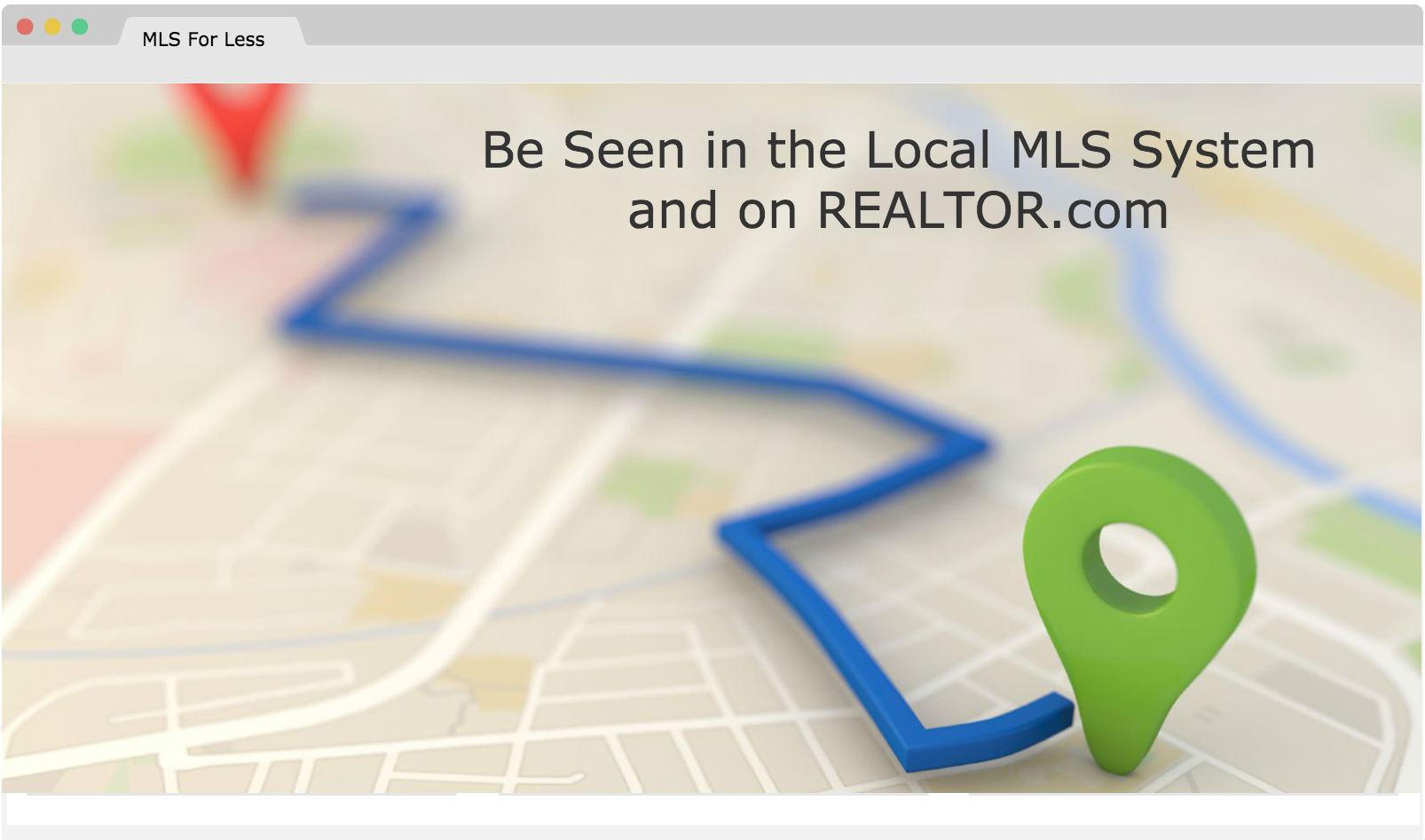 FSBO MLS entry